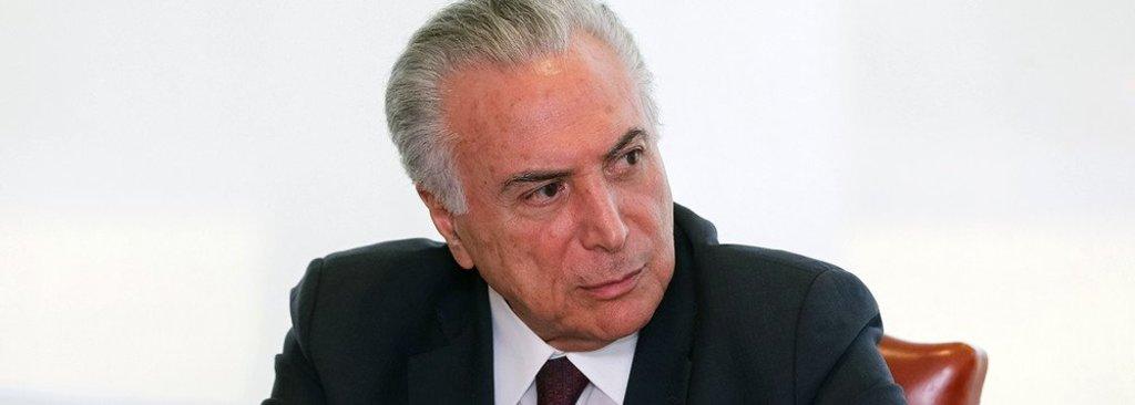 PF indicia Temer e mais 10 no inquérito dos portos  - Gente de Opinião