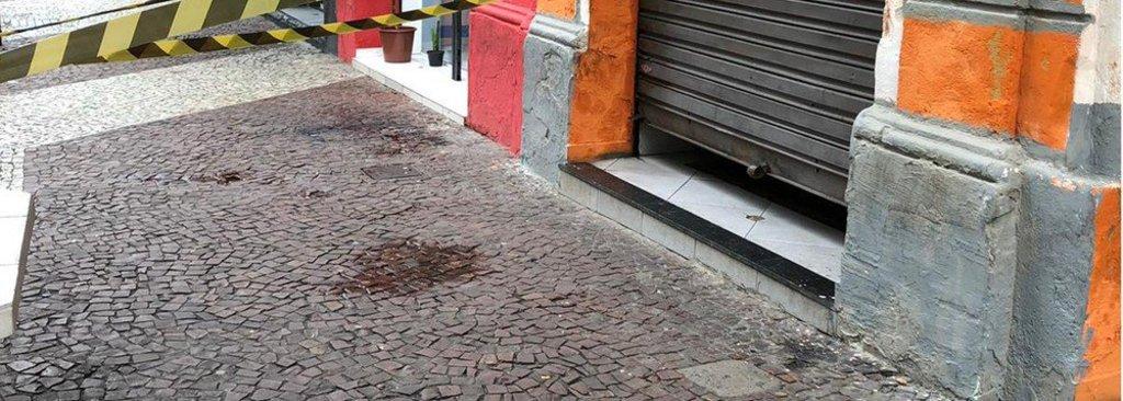 """Sob gritos de """"Bolsonaro"""", travesti é morta a facadas no centro de SP  - Gente de Opinião"""