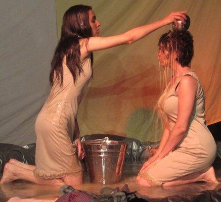 """Wankabuki apresenta peça """"À Margem"""" em três cidades de Rondônia"""