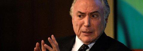 PF vê indícios de que Temer participa de esquema de propina no Porto de Santos desde os anos 90
