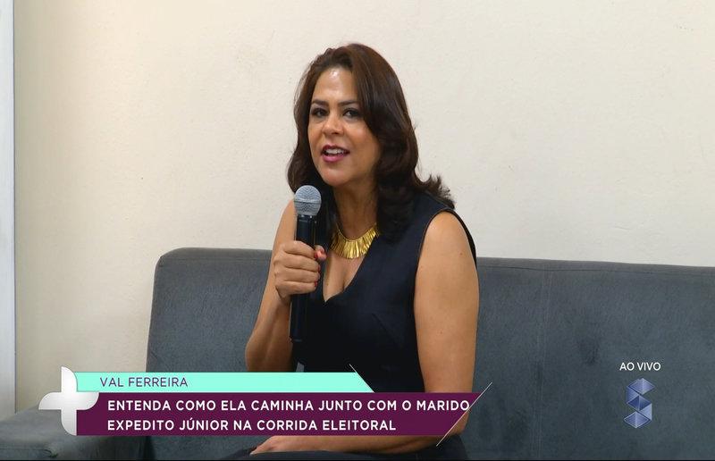 VAL FERREIRA FALA SOBRE EXPEDITO JÚNIOR (VÍDEO)