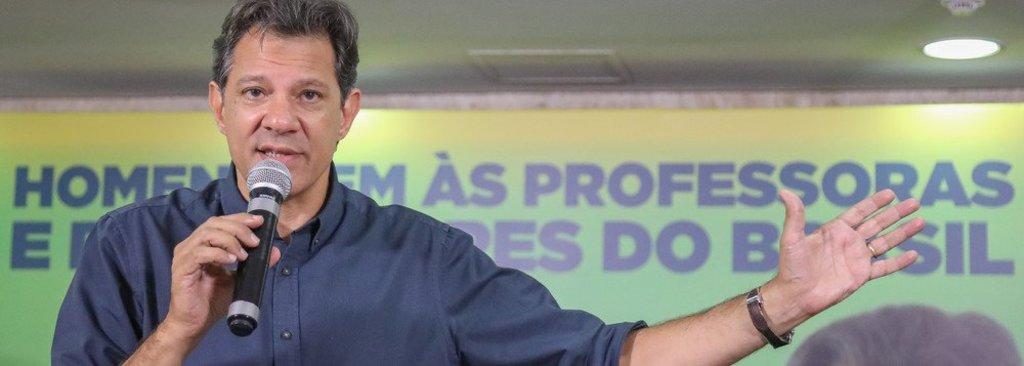 Haddad aponta 156 empresários envolvidos na fraude de Bolsonaro - Gente de Opinião