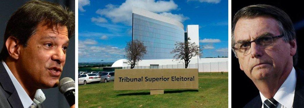 Haddad pede ao TSE inelegibilidade de Bolsonaro por crime eleitoral - Gente de Opinião