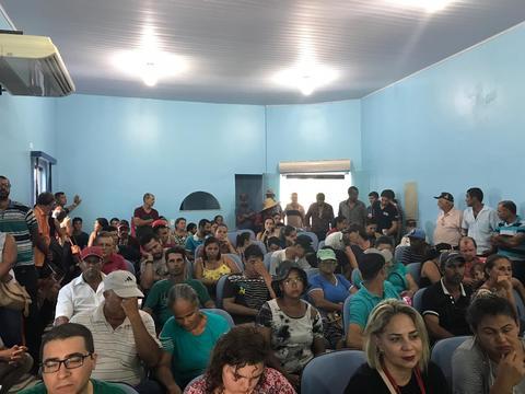 Audiência Pública debate a garantia da função social da terra - Por Luciana Oliveira