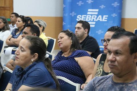 Encontro promovido pelo Sebrae em Rondônia, reúne agentes de desenvolvimento municipais para ciclo de palestras
