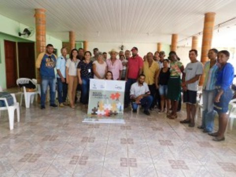 Agricultores se organizam para implementação do programa de regularização ambiental em Rondônia