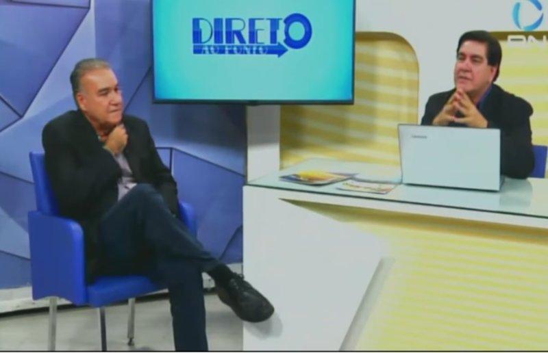 JESUALDO FALA DA NOVA PERSPECTIVA POLÍTICA EM RONDÔNIA - Por Sérgio Pires