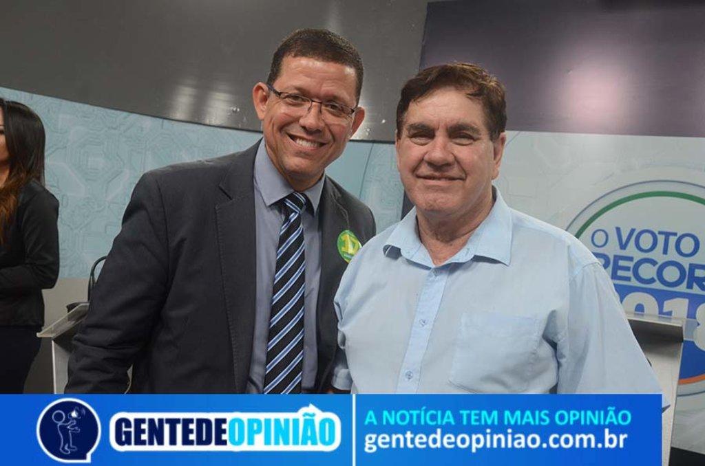 Sérgio Pires comenta o debate da SICTV e o momento politico de Rondônia (VÍDEO) - Gente de Opinião