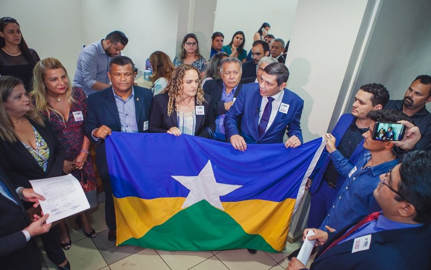 """Advogados de Rondônia aplaudem Elton Assis, com chapa """"#100%  advocacia"""""""