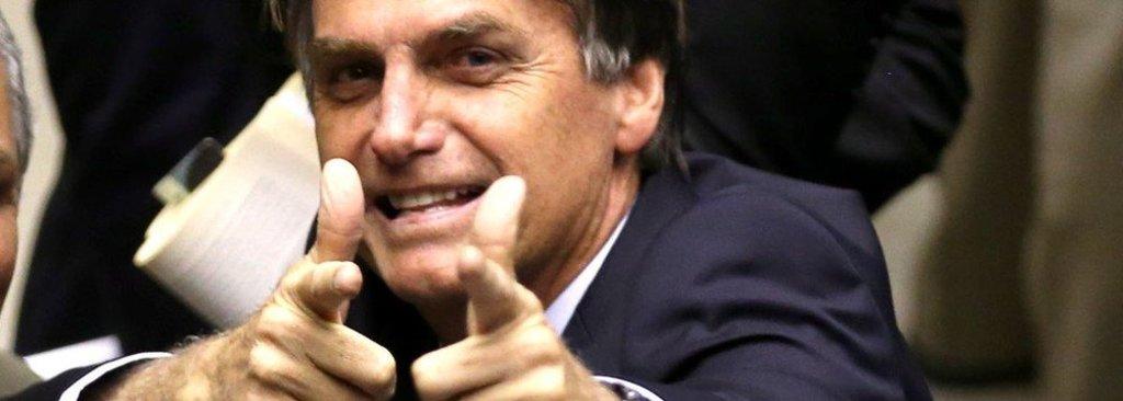 Bolsonaro ataca a imprensa e ameaça a Folha de S. Paulo  - Gente de Opinião