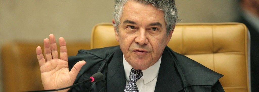 Marco Aurélio sobre Eduardo Bolsonaro: 'não se tem respeito por instituições' - Gente de Opinião