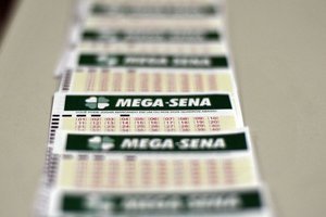 Mega-Sena sorteia nesta terça-feira prêmio de R$ 18 milhões - Gente de Opinião