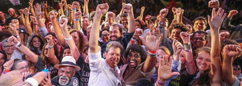 Haddad: Bolsonaro começou a cair e vai tremer - Gente de Opinião