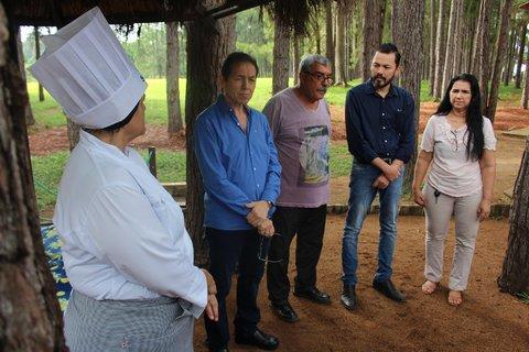 Senac realizou curso de aperfeiçoamento para cozinheiros de Candeias do Jamari