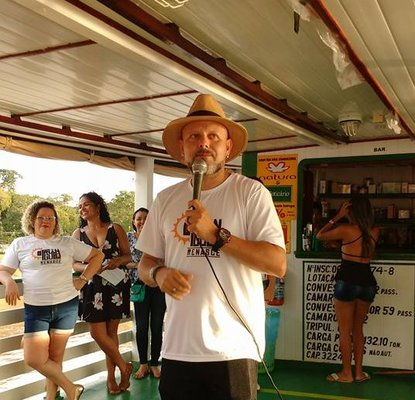 Palitot ressalta apoio a embarcações turísticas