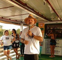 Palitot ressalta apoio a embarcações turísticas - Gente de Opinião