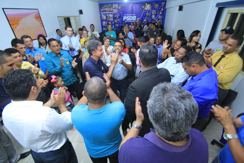 Igrejas contarão com a parceria de Expedito em projetos sociais - Gente de Opinião