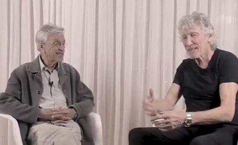 Caetano Entrevista: Roger Waters (VÍDEO)
