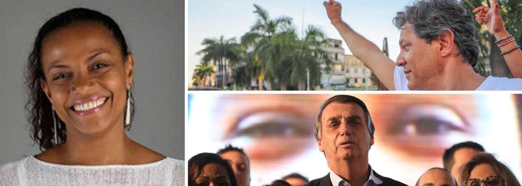 Colunista do Globo vota em Haddad por ser democrata convicta  - Gente de Opinião