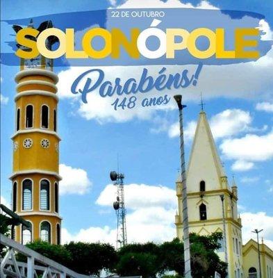 Solonópole, minha terra natal - Por Ciro Pinheiro