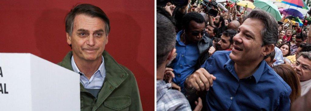 Com 55,63% dos votos, Bolsonaro é eleito presidente  - Gente de Opinião