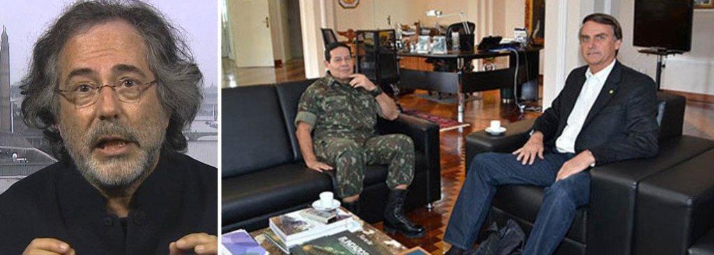Pepe Escobar sobre eleição de Bolsonaro: bem-vindo à selva  - Gente de Opinião