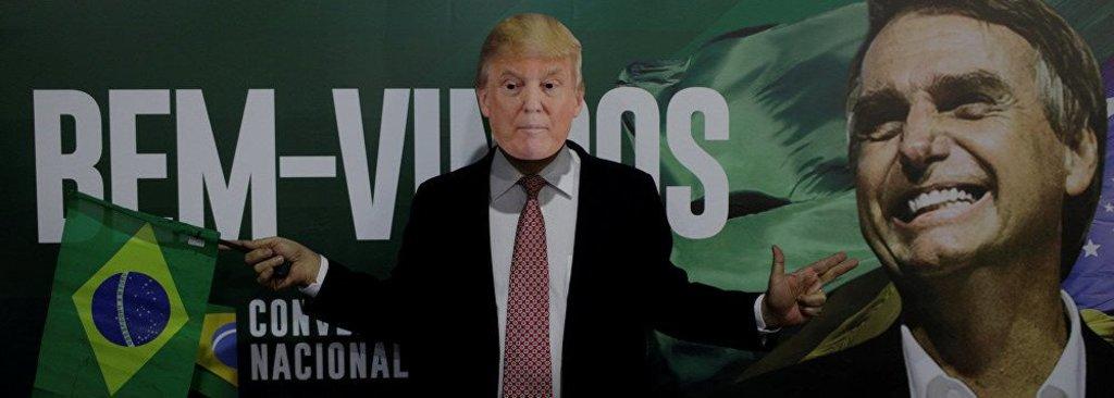 Submisso a Trump, Bolsonaro põe em risco a relação Brasil-China - Gente de Opinião