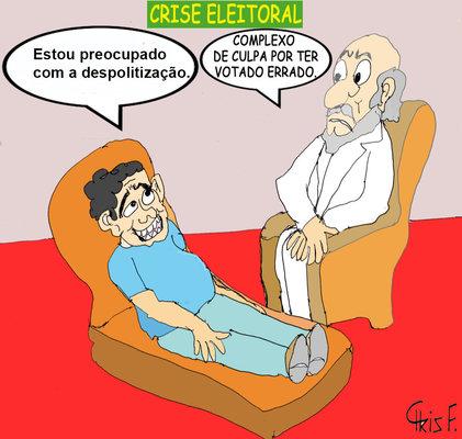 Em Rondônia a despolitização será um desafio - Por Carlos Sperança