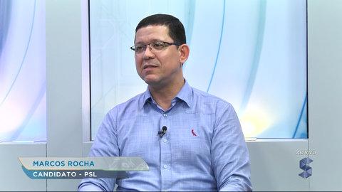 Governador Marcos Rocha procura formar a sua base aliada - Por Carlos Sperança