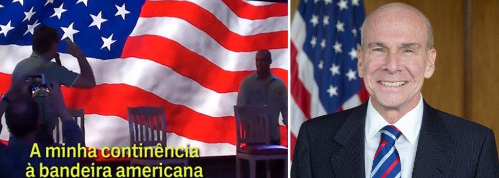 Primeira agenda de Bolsonaro após vitória: embaixador dos EUA  - Gente de Opinião