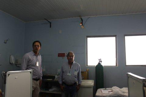Faltam médicos e medicamentos no Ana Adelaide em Porto Velho
