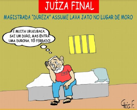 A JUÍZA FINAL