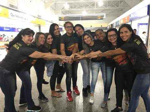 Seleção de basquete feminino de RO já se encontra em Vitória-ES para disputar Campeonato Brasileiro Master