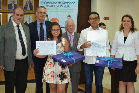 Presidente Médici fatura o I Concurso de Redação da Ameron 2018