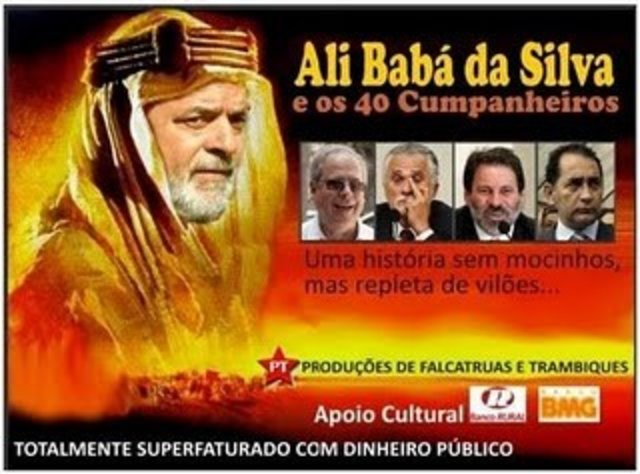 De  Bolsanaro a Hitler: Para Ali Babá da Silva e os 40 companheiros - Gente de Opinião