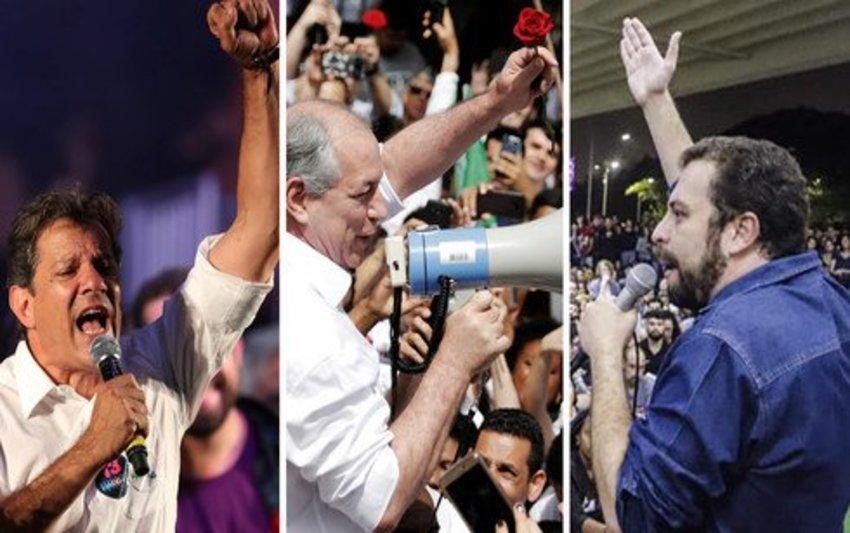 Haddad, Ciro, Boulos e os rumos dos progressistas