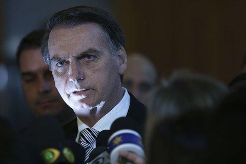 O presidente eleito Jair Bolsonaro intensifica processo de transição esta semana em Brasília