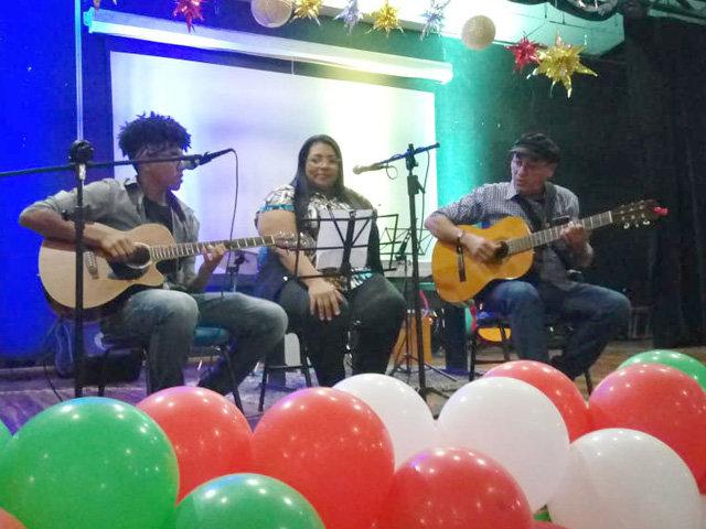 Escola Municipal Jorge Andrade promove Mostra de Música no teatro Banzeiros - Gente de Opinião
