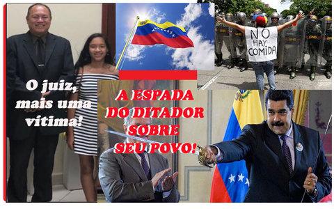 A TRÁGICA HISTÓRIA DO DR. PONTES PÉREZ, O MAGISTRADO   QUE FUGIU DA DITADURA COMUNISTA DA VENEZUELA