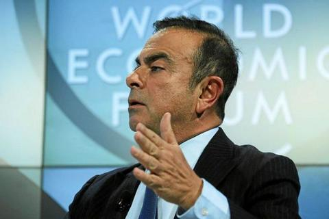 Presidente do conselho da Nissan, Carlos Ghosn é preso no Japão