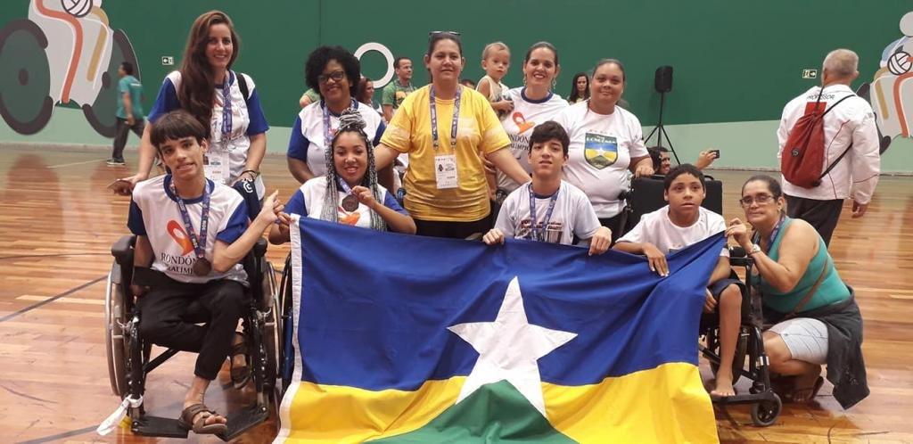 Atleta de Porto Velho é Bicampeão Brasileiro Paralímpico de Bocha - Gente de Opinião