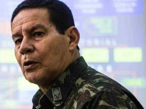 General Mourão ignora Bolsanaro e prega paz com a China, Árabes, Mercosul e Venezuela