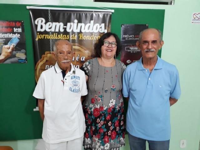 Aniversário de grandes cidades - Euro Tourinho: O jornalista - Gente de Opinião