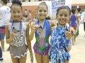 MENINAS DE OURO - Alunas do projeto de ginástica rítmica da Semed brilham em campeonatos estaduais e nacionais