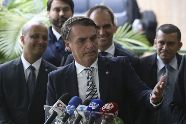 Bolsanaro diz que Reforma da Previdência poderá ser fatiada - Gente de Opinião