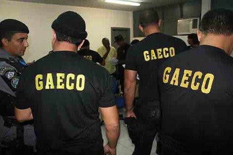 Gncoc - Operação  combate facções criminosas em 14 estados e no DF