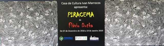 Elsinho promove o Natal  Solidário  - Exposição Piracema na GAL da Ivan Marrocos - Gente de Opinião