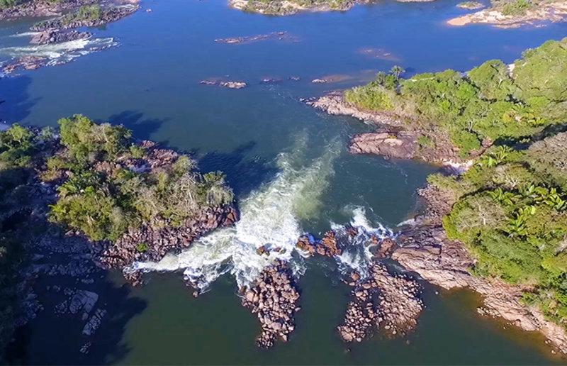 Turismo - Encantos de Rondônia. As maravilhas do nosso rico estado