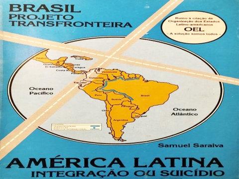 Amazônia  – Saraiva acredita que eleição de Bolsonaro permitiria retomada do Projeto Transfronteira