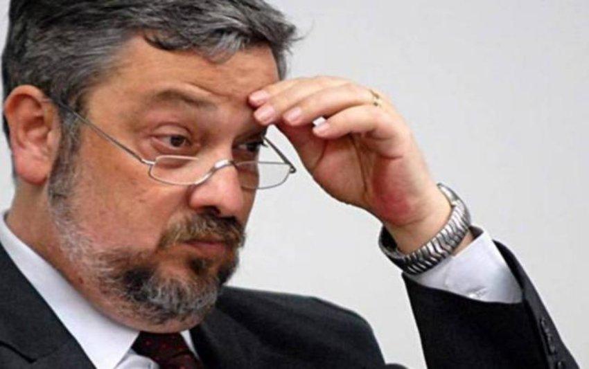 Ex-ministro Palocci diz que filho de Lula recebeu propina de montadoras